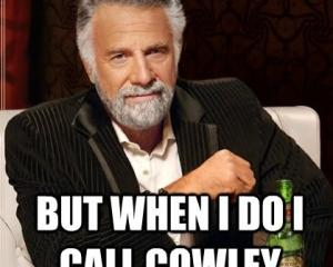 Cowley Dos Equis Meme