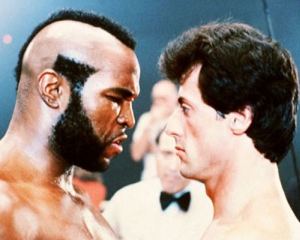 Rocky 3 and Mr. T