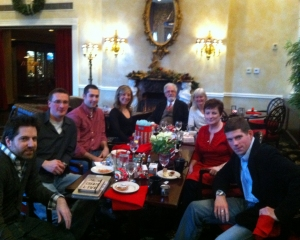 Cowley Christmas Party at the Genesee Grande
