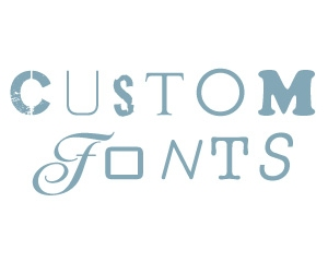 Custom fonts are now available on the web