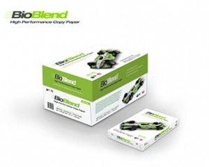 BioBlend Package Design
