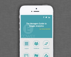 Managers Guide to Google Analytics Cowley Associates