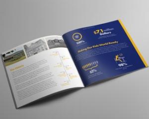 Notre Dame Utica Capital Campaign Brochure
