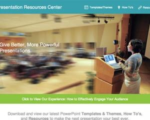 Presentation Resources Center Cowley Associates