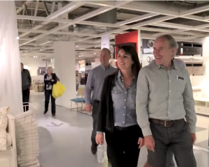 IKEA Motivational Mirror Cowley Associates