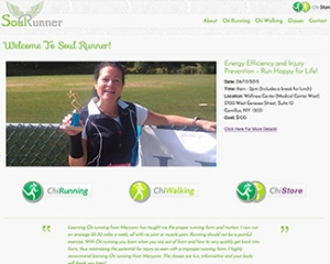 Soul Runner Website Cowley