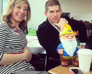 Tracey, Joe, and Poe at #SMBSyr 3