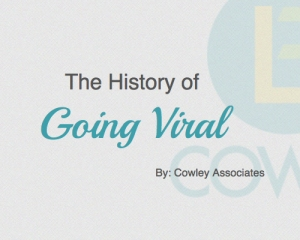 The History of Going Viral Cowley Associates