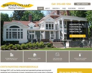 Heritage CNY New Website Cowley Associates