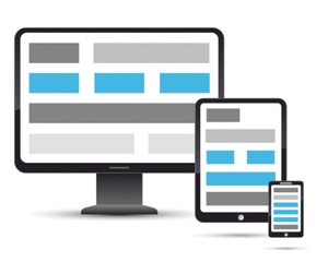 Responsive design is the latest trend