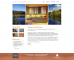 Syracuse Web Design for John Gillis Cabinetry